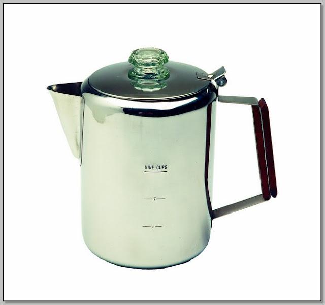 Percolating Coffee Pot Reviews