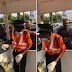#EndSARS protesters recounts how their act of kindness moved an Abuja traffic warden to tears.