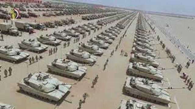 Οι Δύο Πόλεμοι της Αιγύπτου