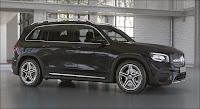 Đánh giá xe Mercedes GLB 200 AMG 2021