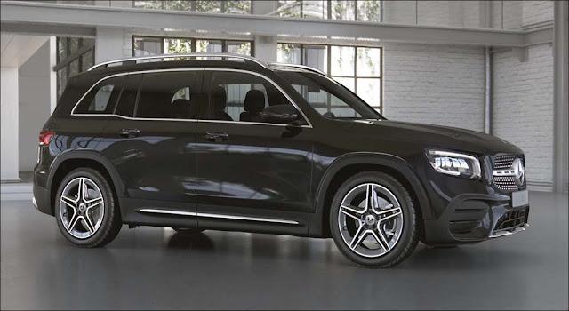 Đánh giá Mercedes GLB 200 AMG 2021