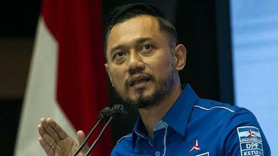 Kepengurusan PD Kubu Moeldoko Ditolak, AHY Terima Kasih ke Jokowi-Kapolri