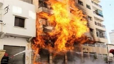 عاجل.. 3 سيارات إطفاء للسيطرة على حريق في بنها