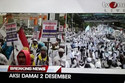 Sudah Buktikan Janji, AKSI 212 Berjalan Super Damai, Saatnya Penuhi Tuntutan: Tangkap Penista Agama!