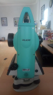 Digital Theodolite Ruide RT-2, NEW Gaganti Ruide ET-02