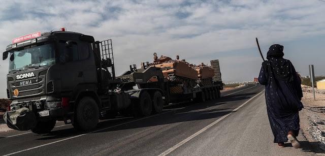 Τα Leopard-2 στα χέρια μισθοφόρων της Τουρκίας;