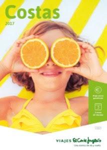 Hoteles en costas 2017 catalogo El Corte Inglés
