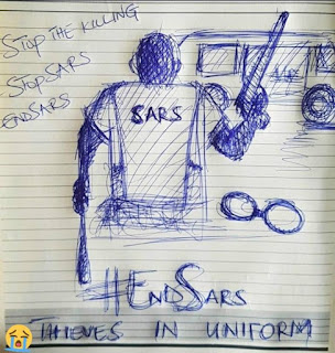 [Music] Dremo - Thieves in Uniform (End Sarz)
