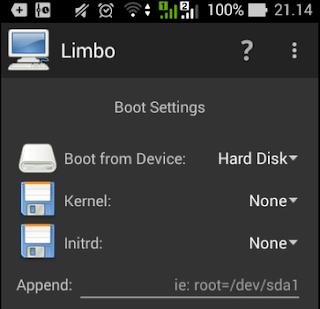 Cara menjalankan Windows di Android