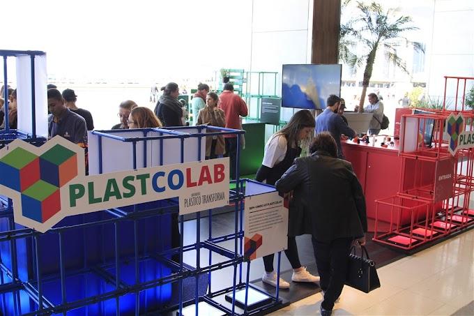 Brasília recebe o PlastCoLab, instalação que une interatividade e o movimento maker no universo do plástico