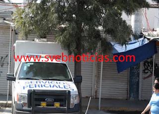 Ejecutan a comerciante en Plaza Tianguis La Central  en Celaya Guanajuato