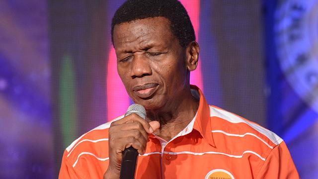 Pastor Adeboye warns of impending plague in Nigeria