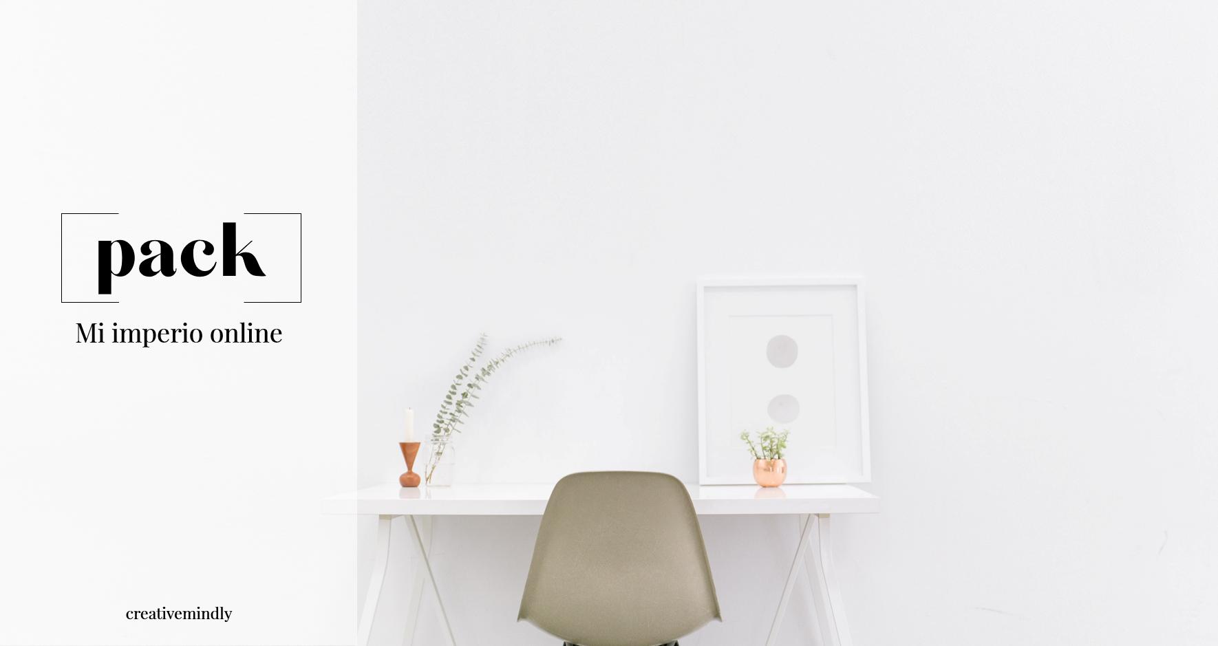 Como diseñar web tienda online blogger