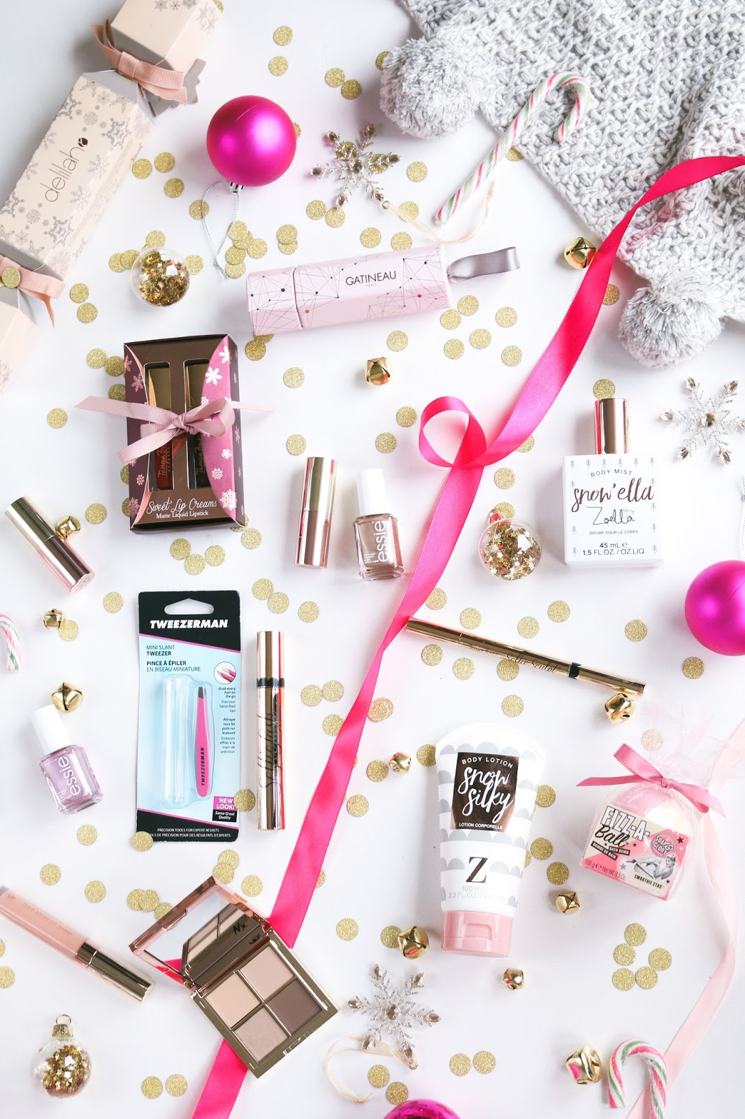 Blogmas, Christmas, Gift Guides, Beauty, Stocking Fillers,