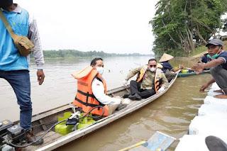 Sejahterakan Nelayan Muba,  Bupati Distribusikan Konversi BBM ke BBG bagi 1.036 Nelayan