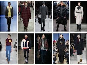 Fashion Week: Menswear automne/hiver 2017/2018