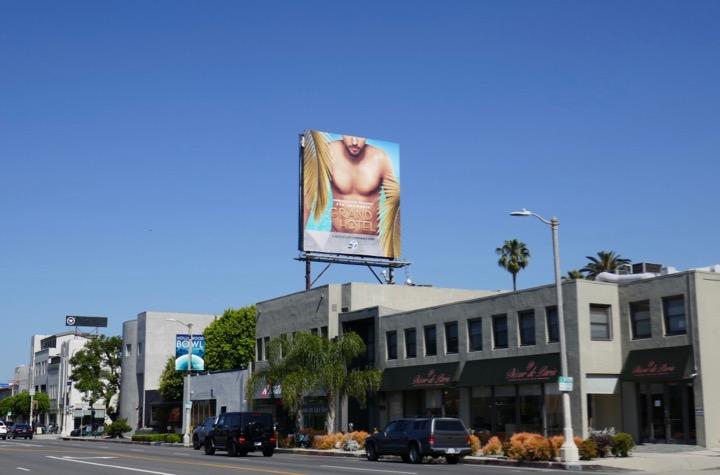 Grand Hotel series billboard