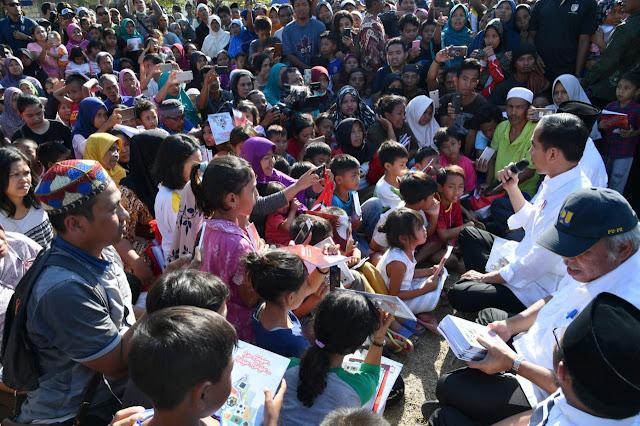 Selain Rumah Warga, Pemerintah Segera Bangun Kembali Sekolah-Sekolah yang Roboh