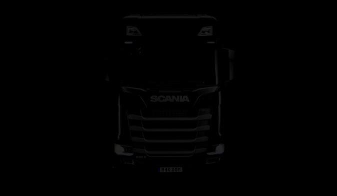 Scania apresentará série especial em homenagem aos caminhoneiros