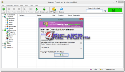Internet Download Accelerator Pro 6.13.1.1557 Full Version