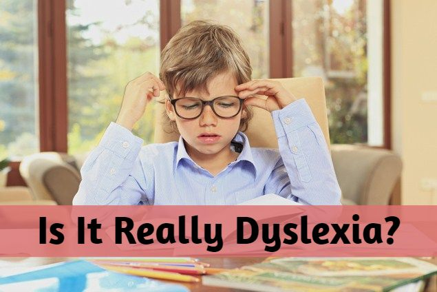 Is It Really Dyslexia?