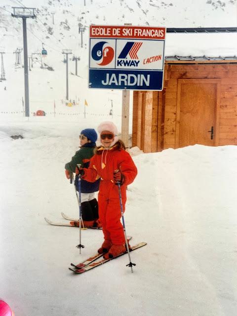 les petites bulles de ma vie, vacances au ski