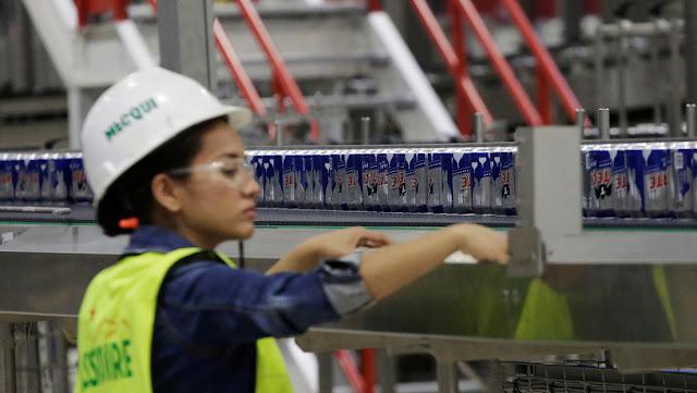 La industria cervecera en México no está autorizada a reactivar su producción durante la pandemia de coronavirus