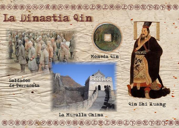 Resultado de imagen para dinastia chin