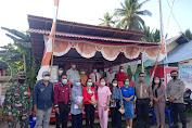 Kumtua Tilamuhu Apresiasi Tim Penilaian Posko C19 Kampung Tangguh