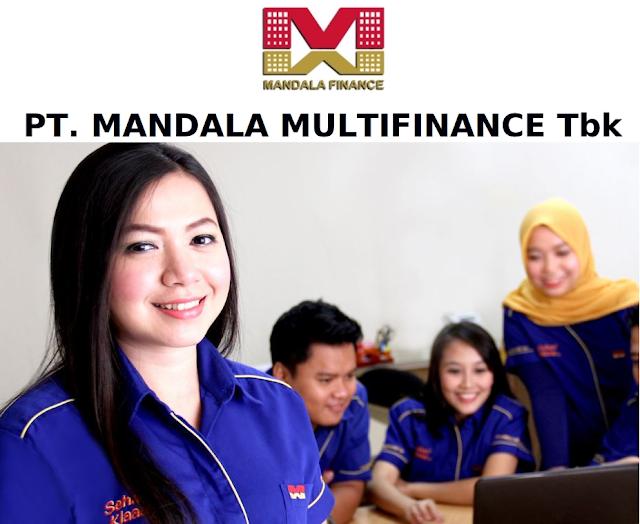 Lowongan Kerja - Lulusan SMA SMK dan S1 - PT Mandala Multifinance Tbk