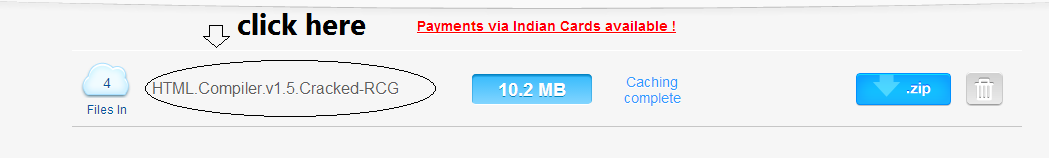 payment india