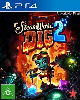 SteamWorld Dig 2 –PS4