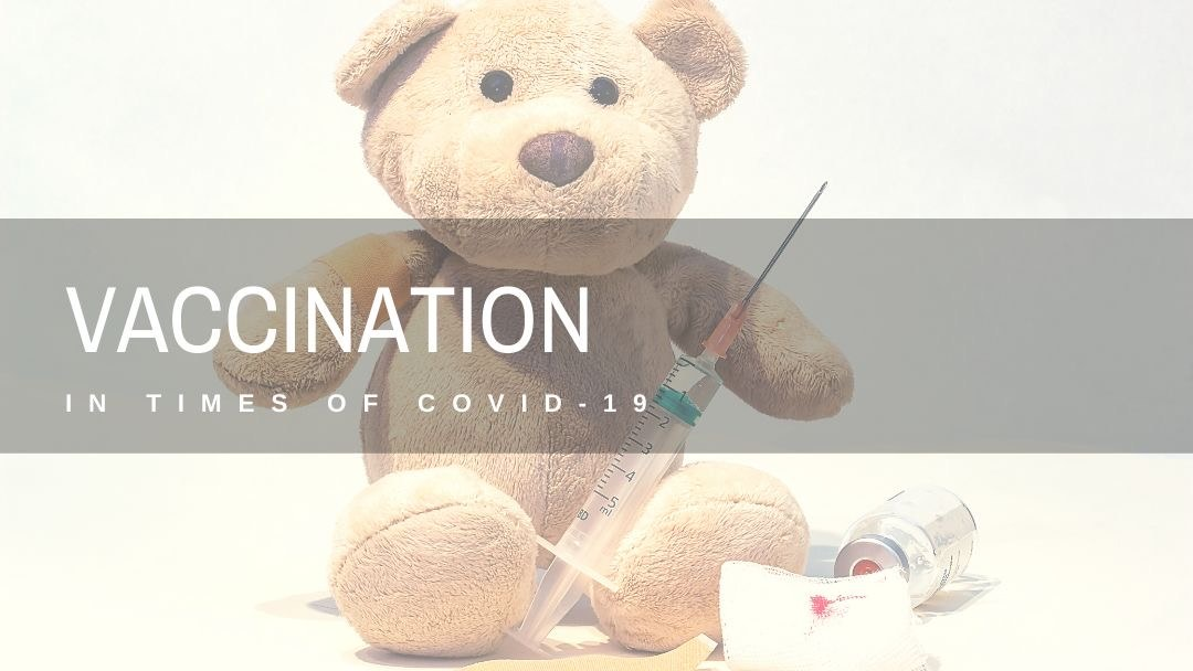 Vaccination in times of COVID-19: Why It's Important To Continue It
