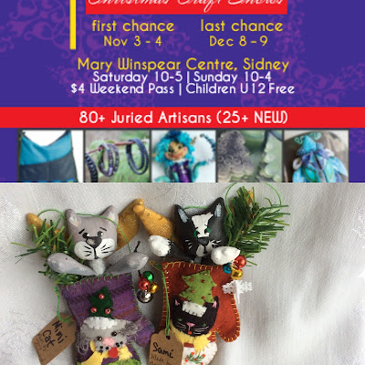First Chance Craft Show-Sidney BC