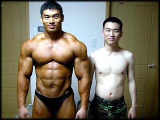 gain muscle