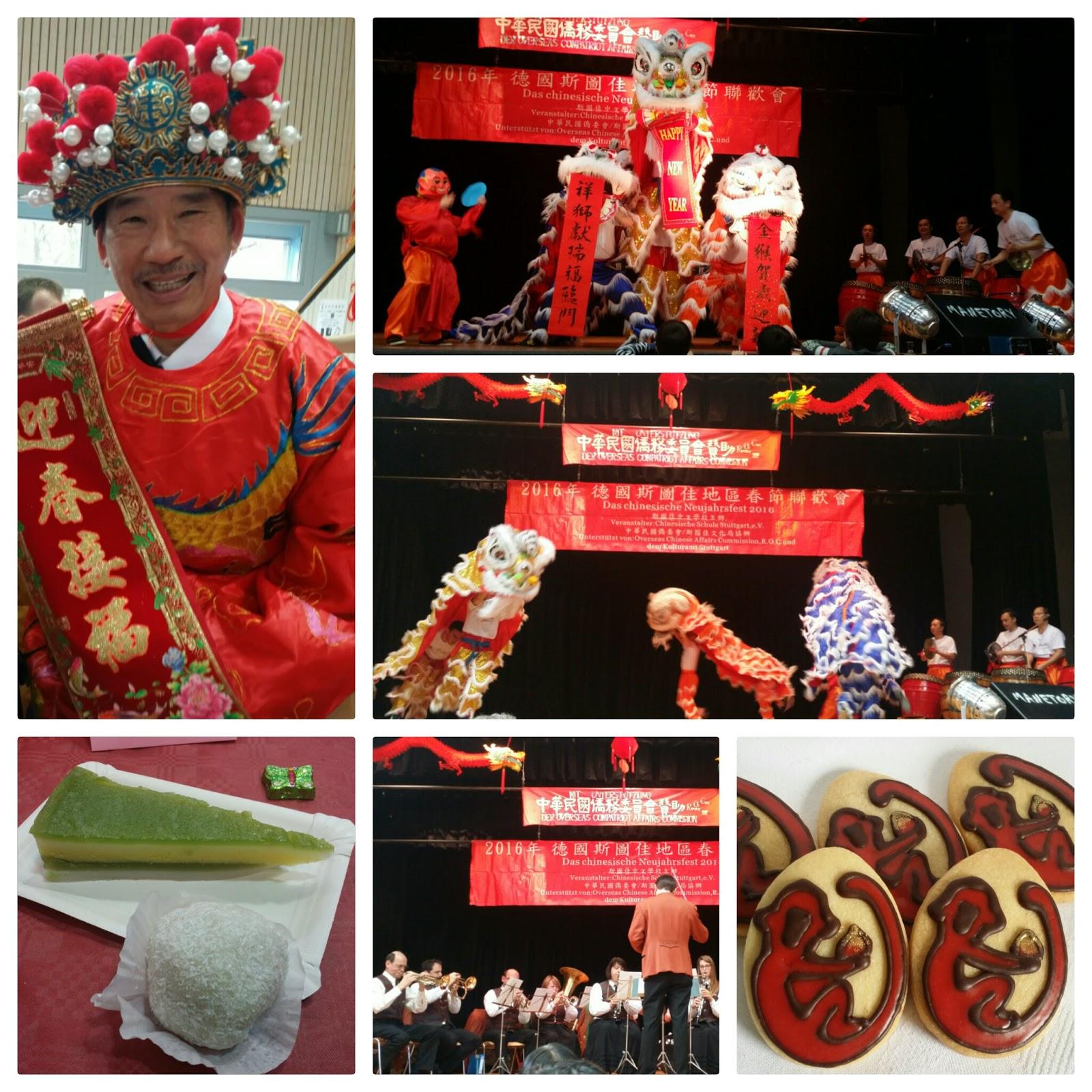 Christine\'s Crazy Cuisine: Affenkekse zum Chinesischen Neujahrsfest