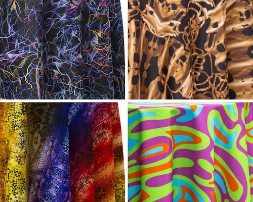 70s psychedelic tablecloth-wedding ideas-iqlinens-K'Mich Weddings-Philadelphia