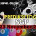 Prediksi Togel SGP 23 November 2020