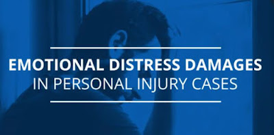 personal injury emotional distress
