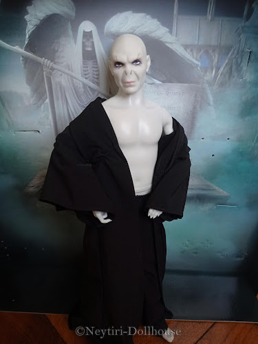 Lord Voldemort doll