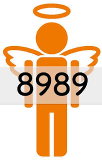 エンジェルナンバー 8989