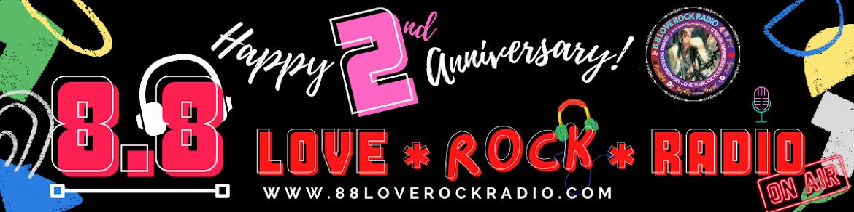 8.8 Love Rock Radio