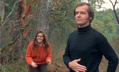 Five Easy Pieces - Jack Nicholson and Lois Smith