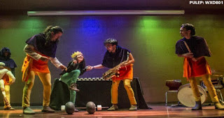 POS1 CIRCO MEDIEVAL | Teatro LA SALA DC