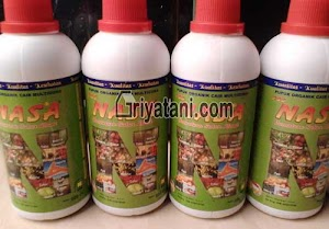 Pupuk Organik Cair Nasa (500 ml)
