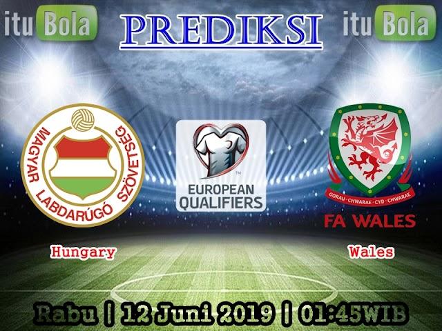 Prediksi Hungary vs Wales - ituBola