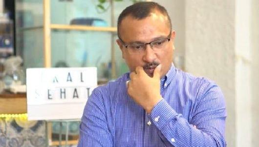 Ferdinand Hutahaean Tak Lolos ke Senayan