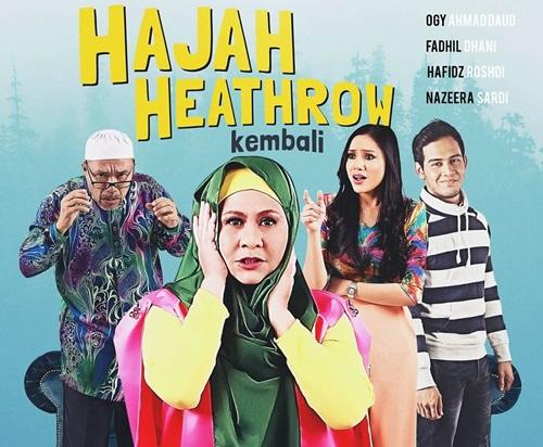Sinopsis drama Hajah Heathrow Kembali TV3, pelakon dan gambar drama Hajah Heathrow Kembali TV3, Hajah Heathrow Kembali episod akhir – episod 13