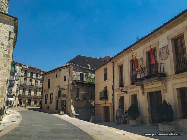 pueblos bonitos de Segovia, Sepúlveda