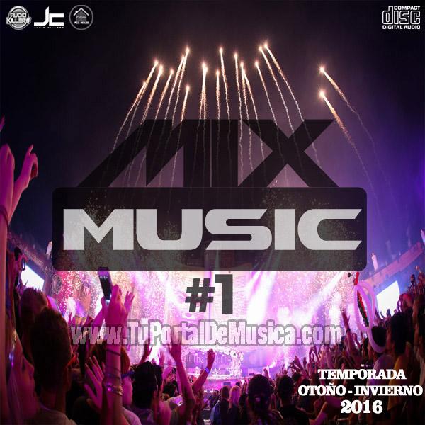 Mix Music #1 Otoño - Invierno (2016)